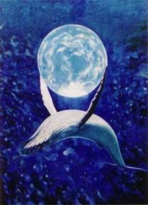 whale earth